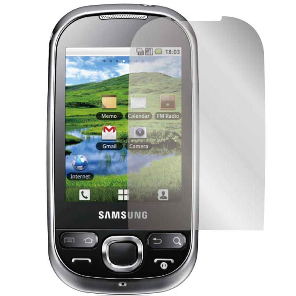 [ZIYA]  SAMSUNG Galaxy 5 i5500抗反射(霧面)保護貼 - 2入
