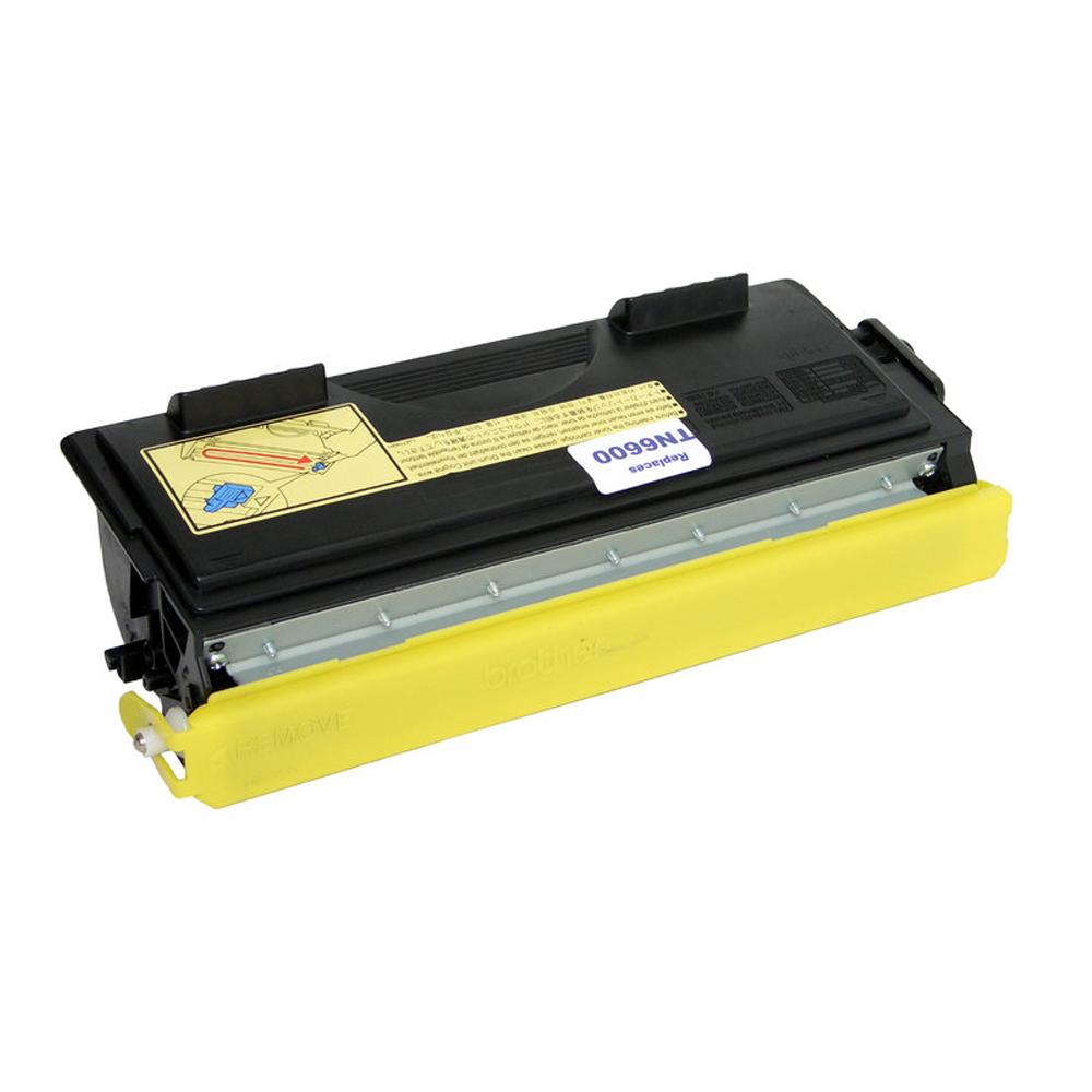 Brother TN-6600 相容黑色碳粉匣-3入裝