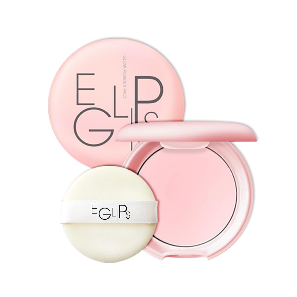 E-glips 極細粉嫩蘋果光粉餅