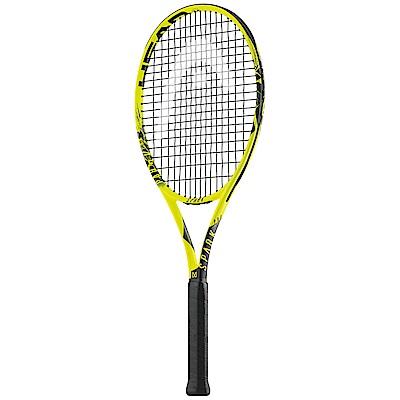 HEAD Spark Pro 270g 專業入門款網球拍-黃 233038