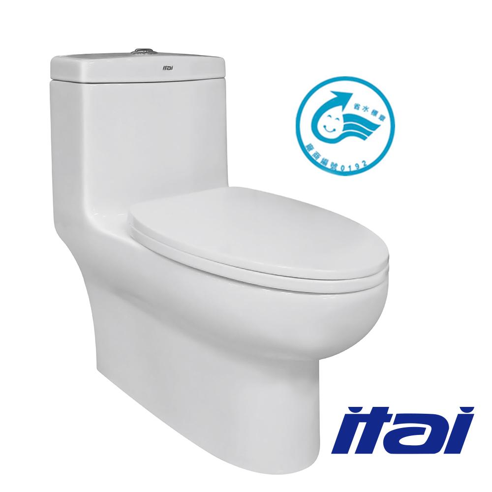一太ITAI 省水標章馬桶ET-K093