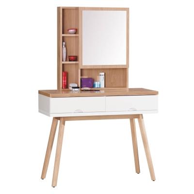 化妝台 森伊<b>3</b>.<b>3</b>尺鏡台 (不含椅) 愛比家具