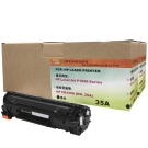 EZTEK HP CB435A 環保碳粉匣(雙包裝)