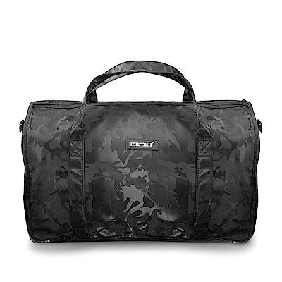 murmur 收納旅袋 迷彩黑(中)