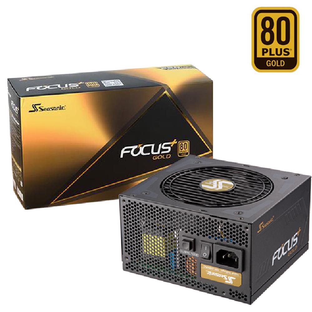 海韻 FOCUS  550w  金牌  全模組  電源供應器