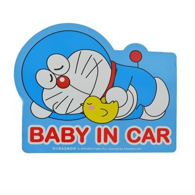 哆啦A夢 BABY IN CAR磁性車身貼 DR-15112