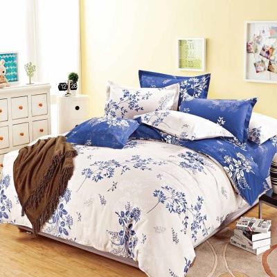 Ania Casa 幸福樹 單人兩件式 100%精梳棉 台灣製 床包枕套純棉兩件組
