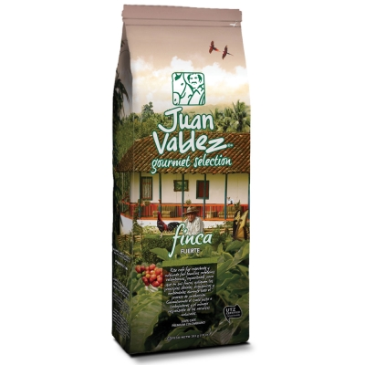 Juan Valdez胡安帝滋 天然咖啡豆-莊園UTZ認證(500g)