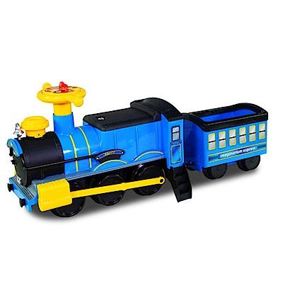 蒸汽小火車/獨特造型/兒童可乘/電動車/火車音效