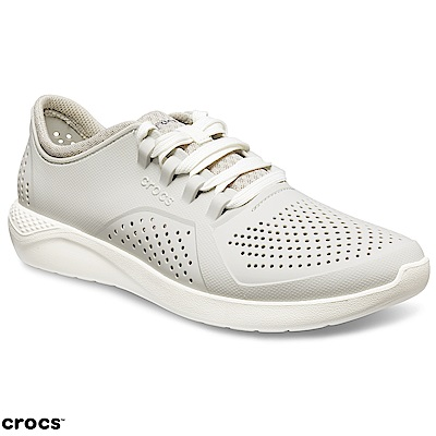 Crocs 卡駱馳 (男鞋) LiteRide男士步行鞋 204967-115