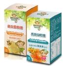 monkiland益生菌軟糖-優格口味80g/瓶+亮晰Q軟糖80g/瓶,共2瓶