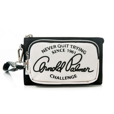 Arnold Palmer- 手拿包 Casual 學院休閒系列-淺灰色