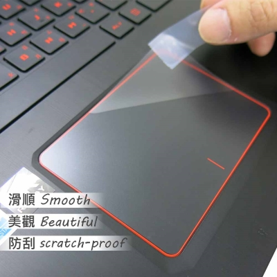 EZstick ASUS GL702 VM 專用 TOUCH PAD 抗刮保護貼
