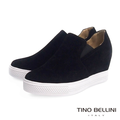 Tino-Bellini時髦完美修型內增高休閒鞋