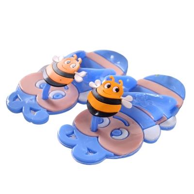 魔法Baby 酷奇可愛蜜蜂造型俏皮系脫鞋 s5867