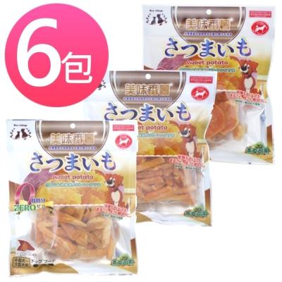 PetVillage魔法村 美味番薯素食系列 200g (六包組)