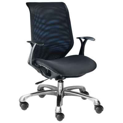 COLOR 力士限定(雙氣壓)塑型大座墊網背椅