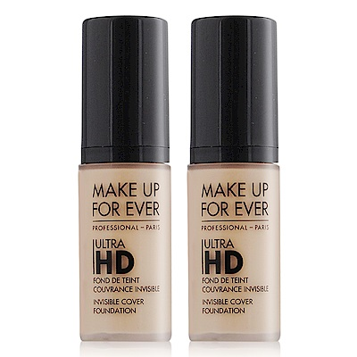 MAKE UP FOR EVER ULTRA HD超進化無瑕粉底液5MLX2#Y225