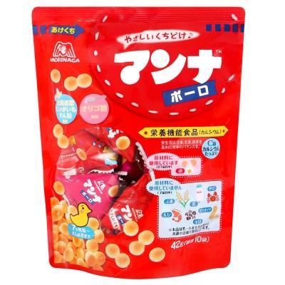 森永 嬰兒立袋小饅頭(34g)