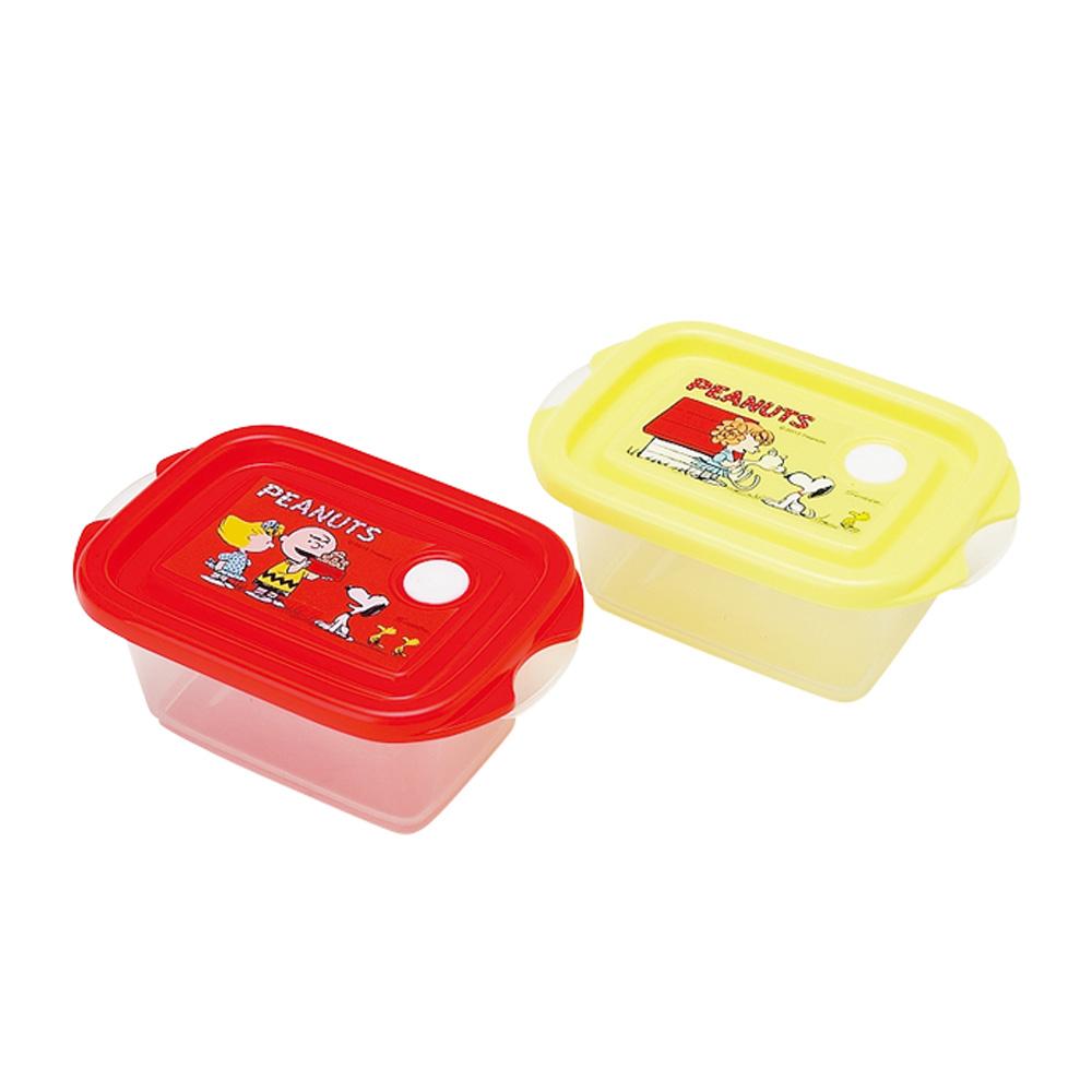 《Sanrio》SNOOPY可微波食物盒組(60S)