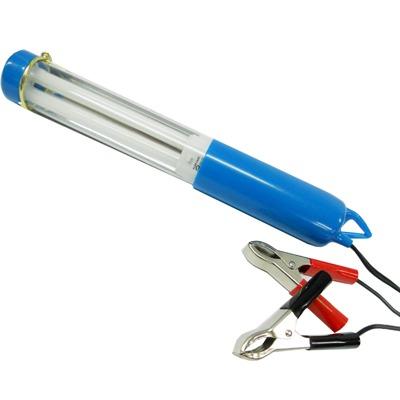 第 2 代照明者工作燈/修車燈( 13 W有 80 W亮度)-電瓶夾式