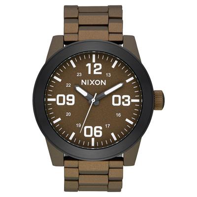 NIXON 曠野風潮時尚運動腕錶-A346-2856-48mm