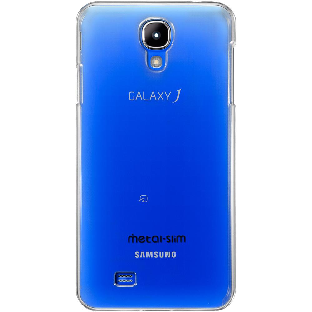 Metal-Slim Samsung Galaxy J PC透明系列 新型保護殼