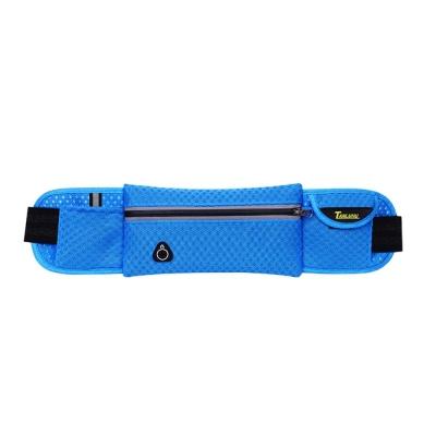 TANLUHU防水隱形腰包FK0353BU藍