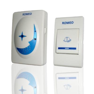 羅蜜歐 電池式超高頻無線門鈴(DOL-301)