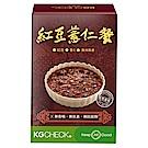 KGCHECK凱綺萃 KG紅豆薏仁餐 4入組(6包 x 4盒)