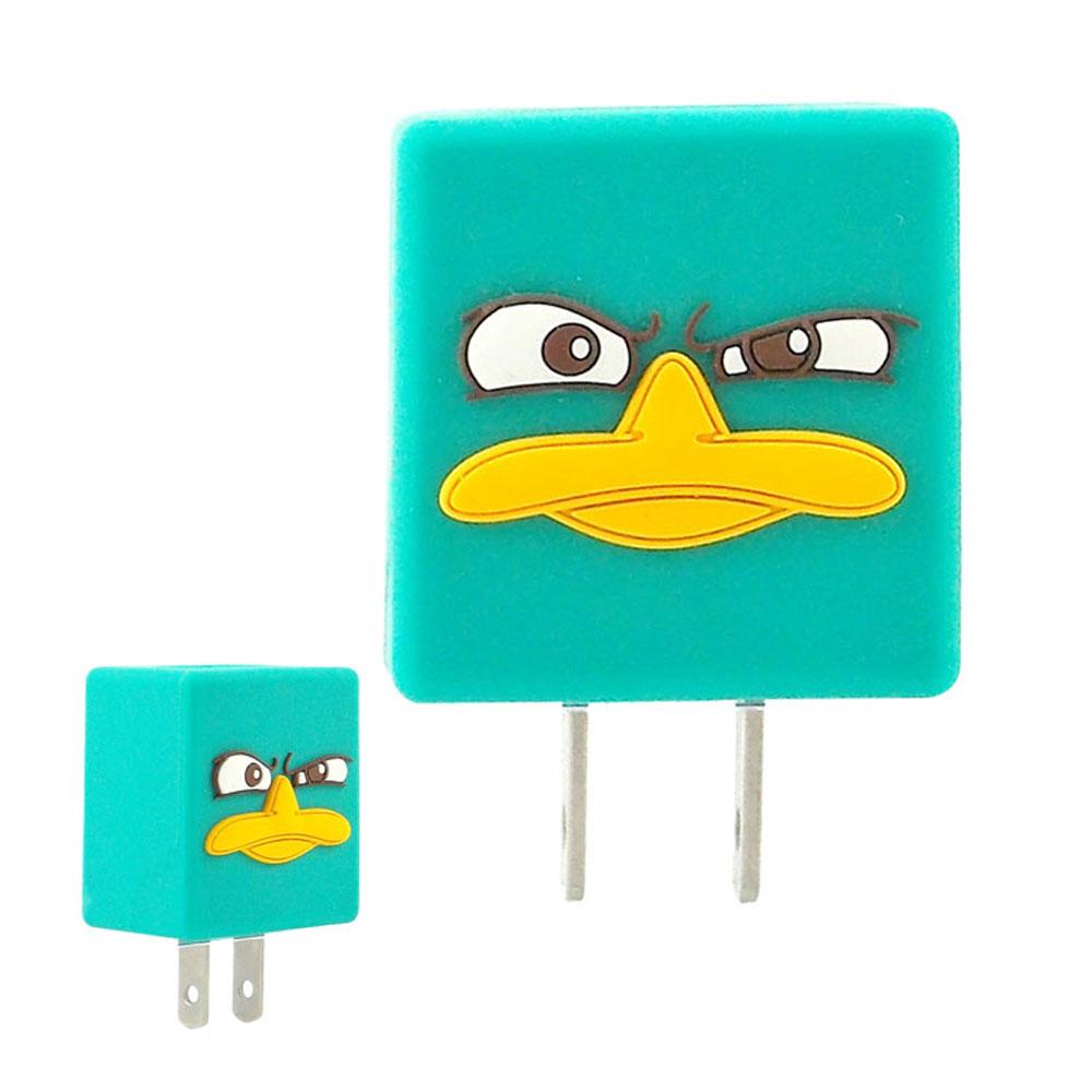 Disney 造型USB轉接頭-泰瑞/史迪奇
