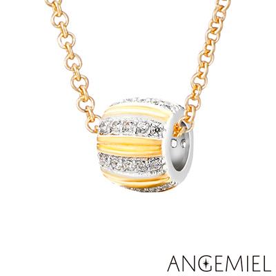 Angemiel安婕米 925純銀項鍊 雅典
