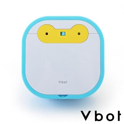 Vbot-超迷你智慧型掃地機器人-藍白