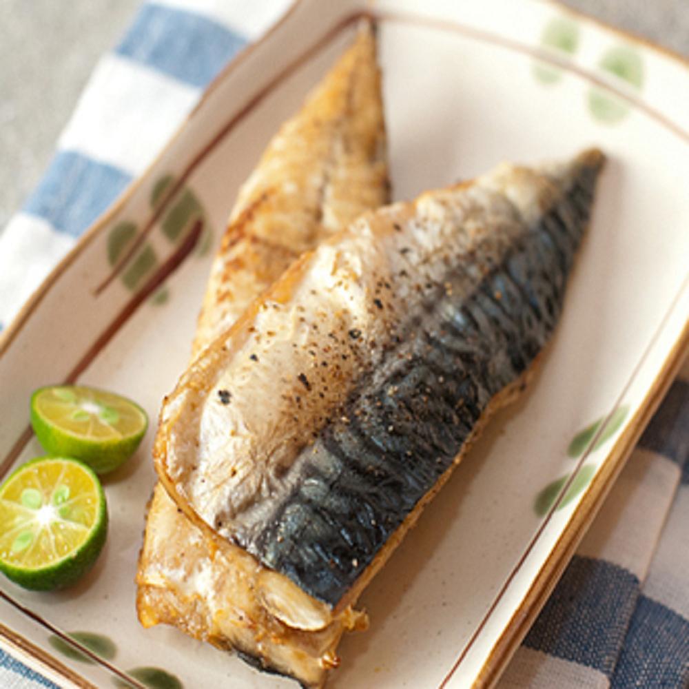 買一送一 好神台灣鮮凍鯖魚一夜干10片組(170g/片 共20片)