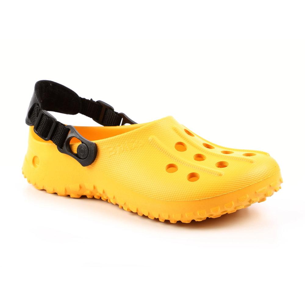 勃肯birki's 067393。Fun-Air BS 洞洞鞋(甜瓜色)