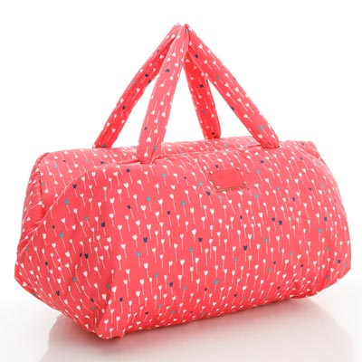 VOVAROVA空氣包-週末旅行袋-朵朵花爾滋-法國設計系列