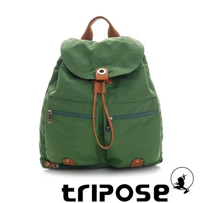 tripose MOVE系列輕量防潑水機能後背包(大) 草地綠