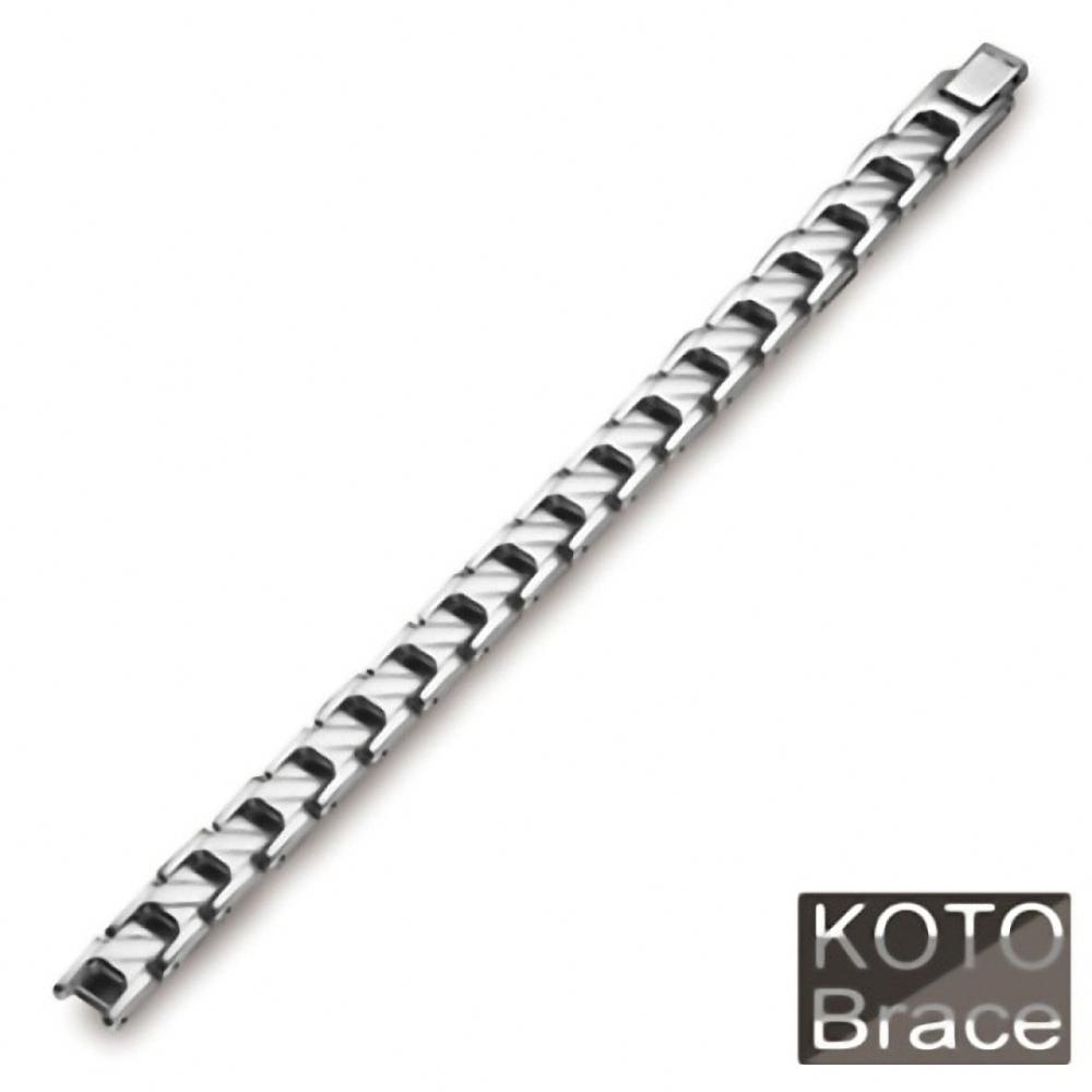 KOTO 戀人物語白鋼手鏈-男款(S-054)