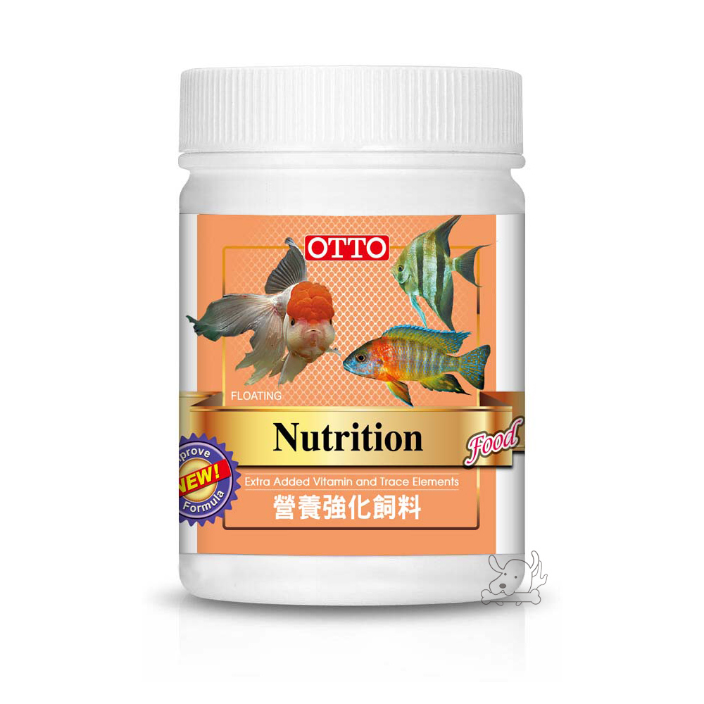 OTTO 奧圖 營養強化飼料 100g