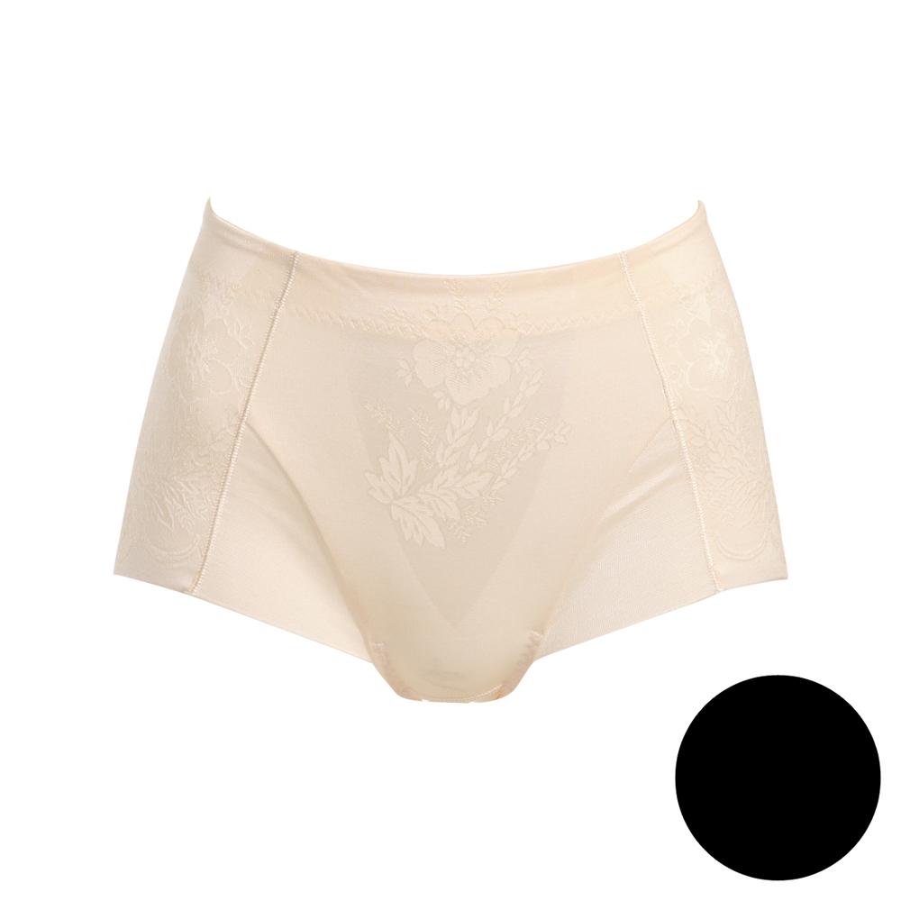 華歌爾 BABY HIP 64-82低腰短管修飾褲(黑)