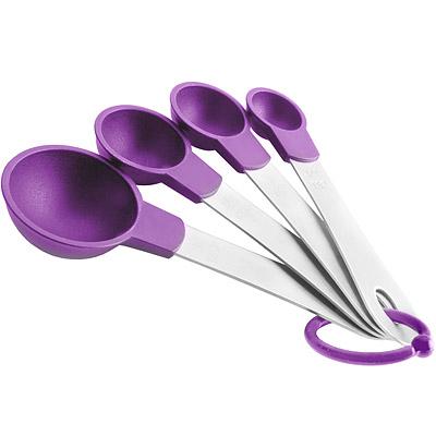 IBILI 量匙四件(紫)