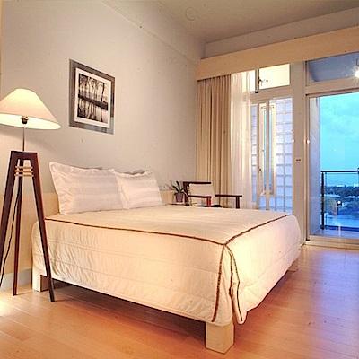 (宜蘭)若輕新人文渡假旅館 波鏡二人房含早餐