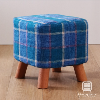漢妮Hampton亞緹小椅凳-格藍
