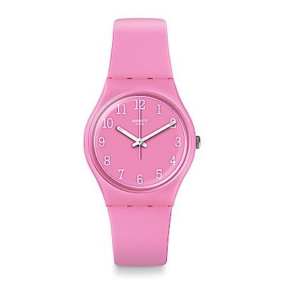 Swatch 就是SWATCH PINKWAY 粉紅道路手錶