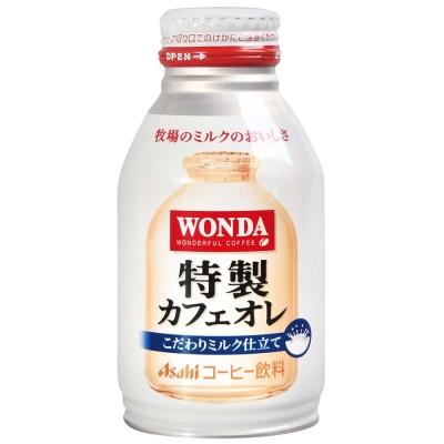 Asahi WONDA特製咖啡-歐蕾(260g)