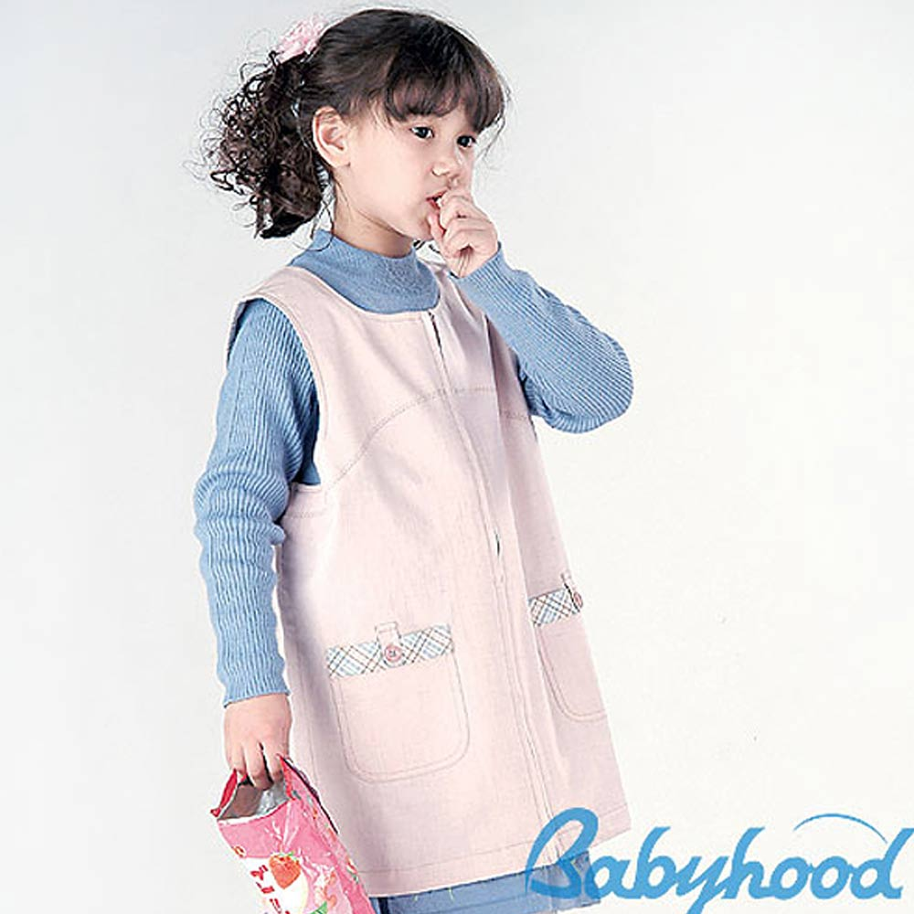 【Babyhood】兒童電磁波防護超實穿背心-L(四色可選)120cm-140cm
