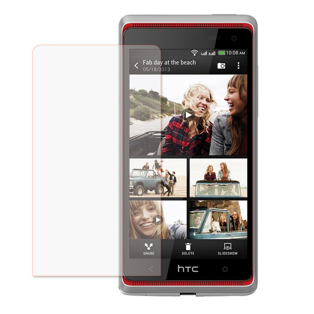 VXTRA HTC Desire 200 / 102e 高透光亮面耐磨保護貼