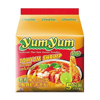 (活動)YUMYUM養養 泰式酸辣蝦味麵(350g)
