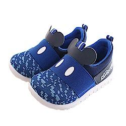 迪士尼米奇休閒寶寶鞋 藍 sk0243 魔法Baby