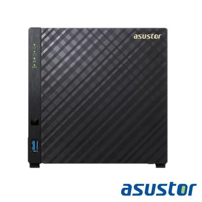 ASUSTOR華芸-AS-3104T-4Bay網路